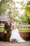 Most Recent Wedding:  Chris and Nicole Hamm
