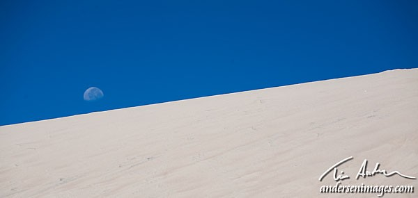 Featured Photo: Moon and Dune