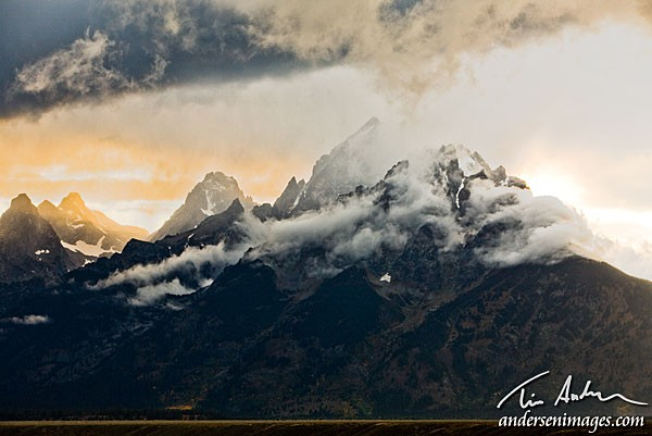 Featured Photo: Enveloped Tetons