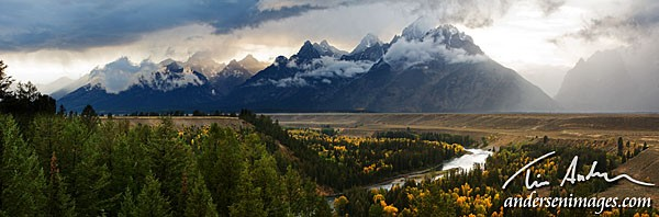 Featured Photo: Grand Teton Range
